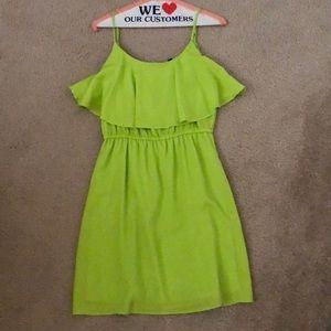 Like green dress
